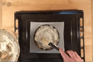 Vegán sajttorta betöltése