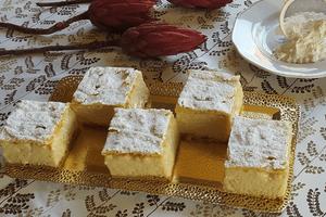 Gluténmentes házi krémes, hagyományos ízzel